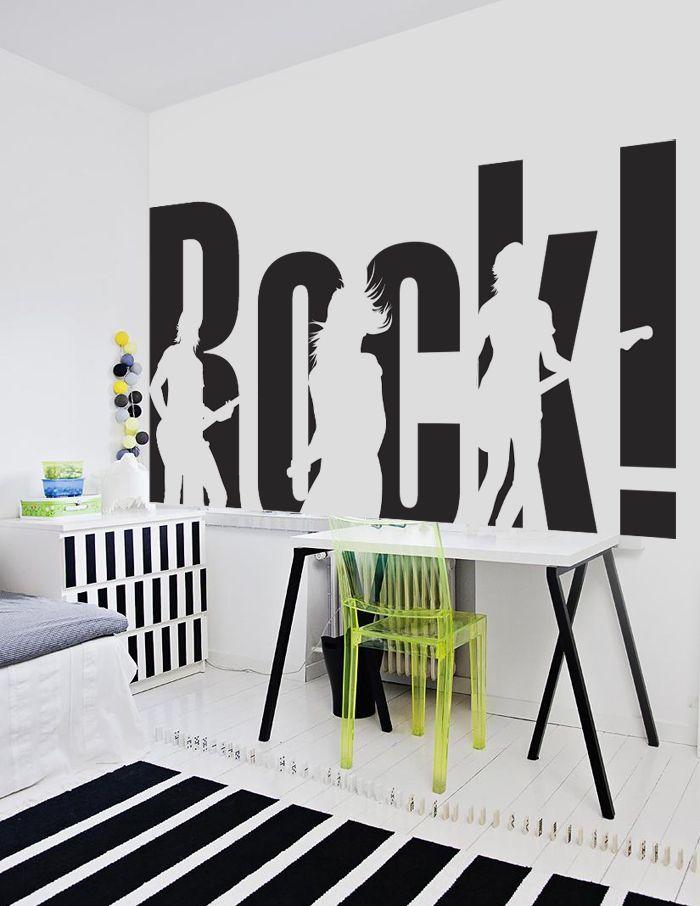 Encuadrate | Metacrilatos personalizados impresos | Vinilos decorativos | Fotomurales, cuadros y lienzos personalizados con tu foto | Stickers | Rock & Roll