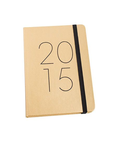 Type A: 10 pretty 2015 diaries to help you become super organised in the new year