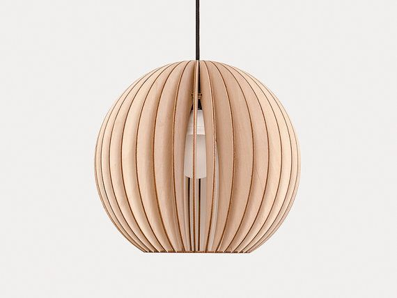 aion   IUMI DESIGN wooden ceiling lamp by IUMIDESIGN on Etsy, €119.00