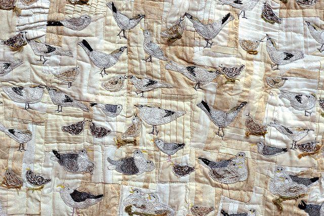 A bird quilt!!!