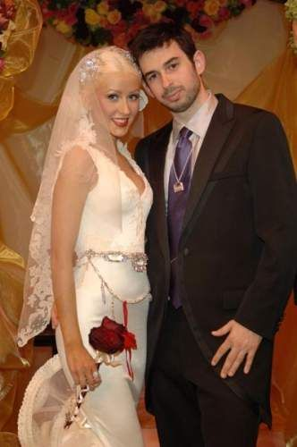 Christina Aguilera S Wedding Pictures 2010 Weddings