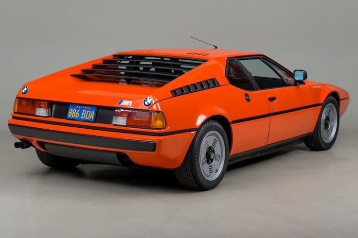 1980 BMW M1 VIN: WBS59910004301140 The BMW M1 was the first production car from BMW Motorsport. Clad in Italian bodywork by Giorgetto Giugiaro, and built by German specialty coachmaker Baur, this example of the E26 was imported into the US on March 27, 1980. DOT compliance testing soon followed in Los Angeles on May 25,1980, …