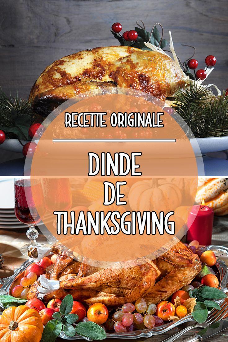 Découvrez la véritable recette de la dinde de Thanksgiving, avec ses 4h de cuisson et 12h de préparation !  La recette sur : http://www.passionamerique.com/recette-dinde-thanksgiving/