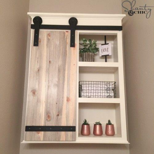 Cabinets Barn Doors And Bath On Pinterest