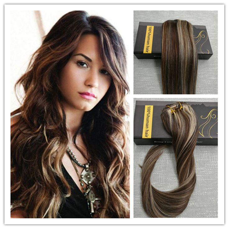 The 148 Best Clip In Hair Extensions Images On Pinterest