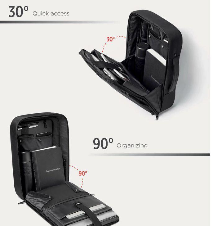 Solar-Powered Backpacks : solar powered backpacks