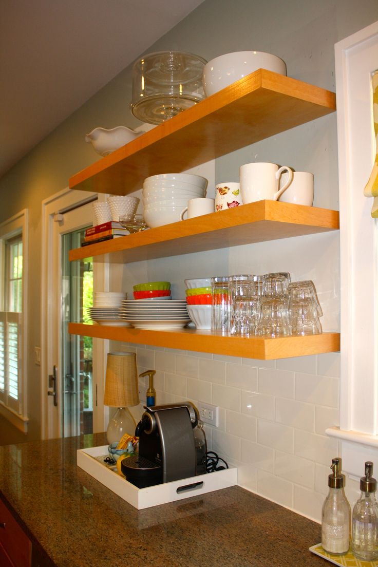 17 Best Images About Floating Shelves Ideas On Pinterest