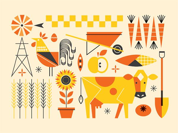 Interview with Brad Woodard – Illustration, Design, and Infographics