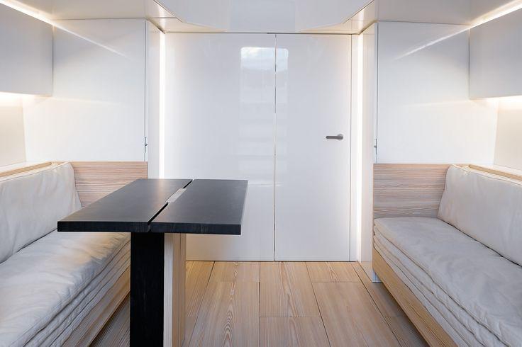 11 best boat design images on pinterest boat design for Interior design kiel