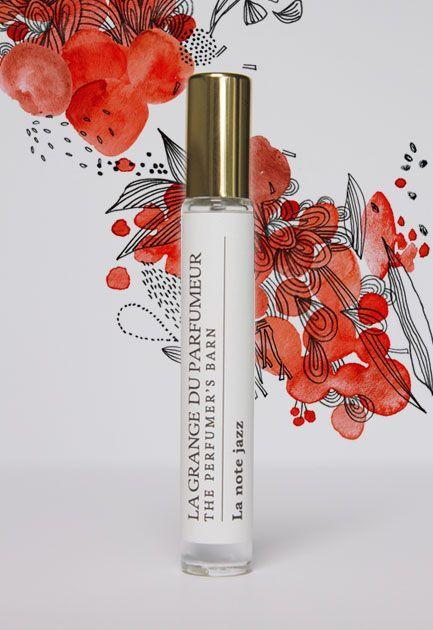 lagrangeduparfumeur.com La note Jazz - Cologne 1245 [Patchouli & Cuir]  #cologne #parfum #naturalbeauty #faitauquebec #parfumerie #cecilehudrisier