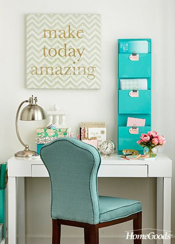 pink teal home office tour. 4 ways to bring inspiration your home office pink teal tour