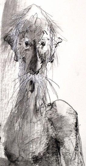 Nino Pajot Etudes pour Don Quichotte