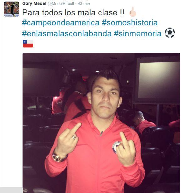 Las frases calientes de la Copa América Centenario 2016 - Yahoo Deportes