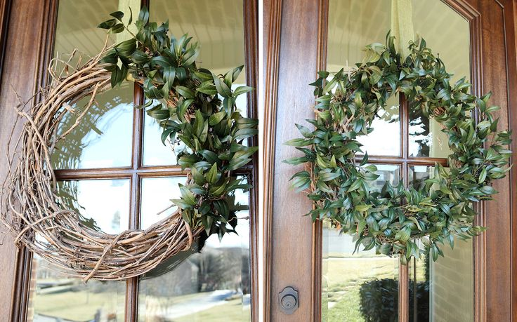 DIY All-Season Wreath from Julie Ryan of Less-Than-Perfect Life of Bliss