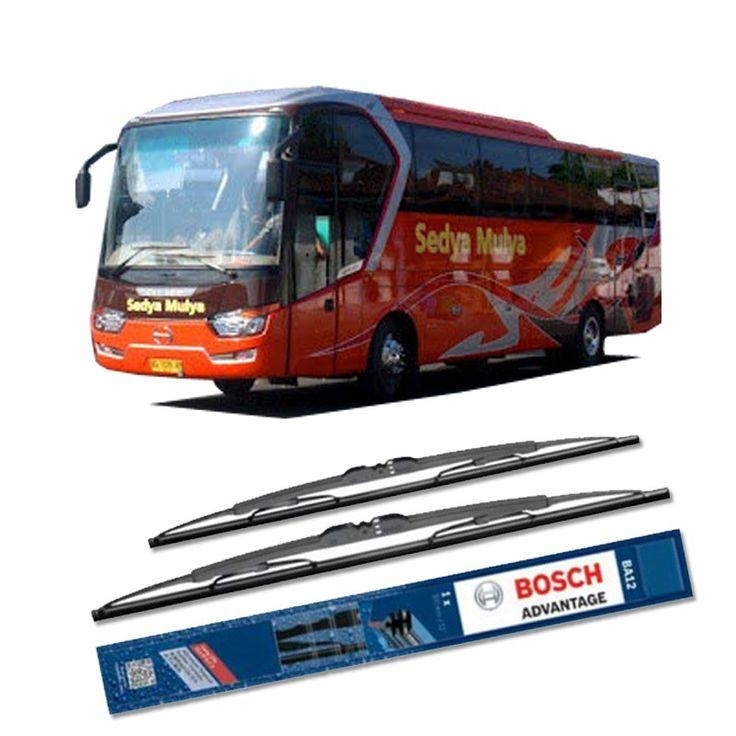 """Bosch Sepasang Wiper Kaca Mobil Bus/Bis Tipe Legacy Sky SR-1 Limited Edition Advantage 28"""" & 28"""" - 2 Buah/Set  Umur Pakai & Daya Tahan Lebih Lama Penyapuan kaca yang senyap Performa Sapuan Optimal Instalasi Mudah & Cepat Original Produk Bosch  http://klikonderdil.com/with-frame/1188-bosch-sepasang-wiper-kaca-mobil-mobil-busbis-tipe-legacy-sky-sr-1-limited-edition-advantage-28-28-2-buahset.html  #bosch #wiper #jualwiper #bislegacy"""