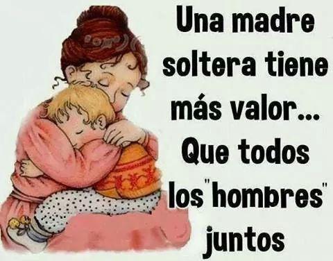 Una madre.....