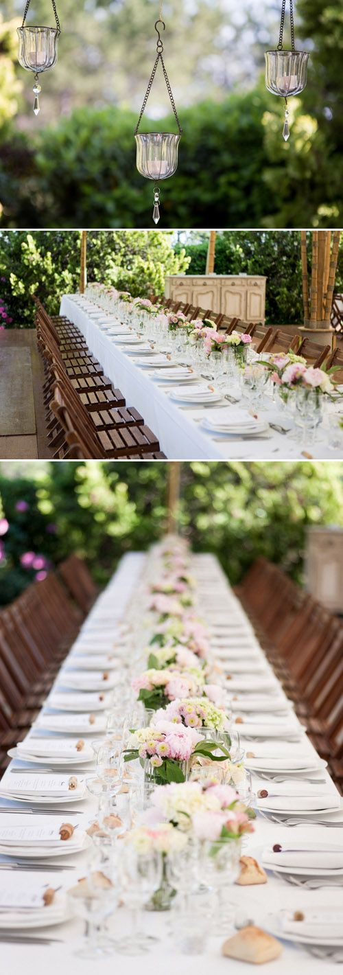 Provence, France Wedding at Chateau de Grimaldi; Photos by Ian Holmes via JunebugWeddings.com