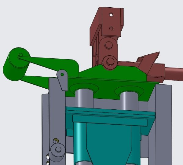 part of the machine