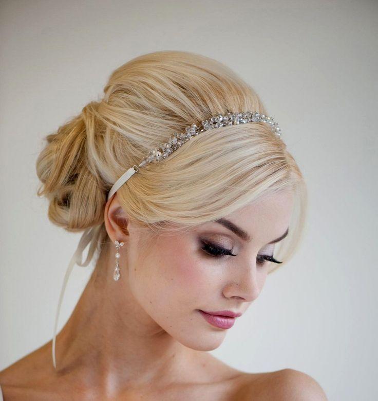Best 25+ Hairstyles With Headbands Ideas On Pinterest