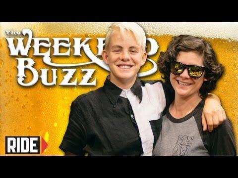 Lacey Baker & Vanessa Torres Weekend Buzz ep. 69 part 1 - YouTube