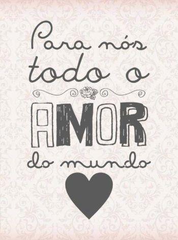 Todo o amor do mundo