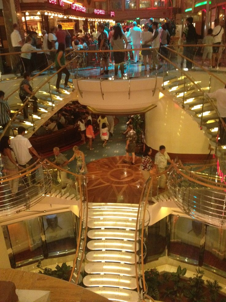 395 Best Cruise Ship Interior Images On Pinterest Cruises Cruise Ships And Royal Caribbean Cruise