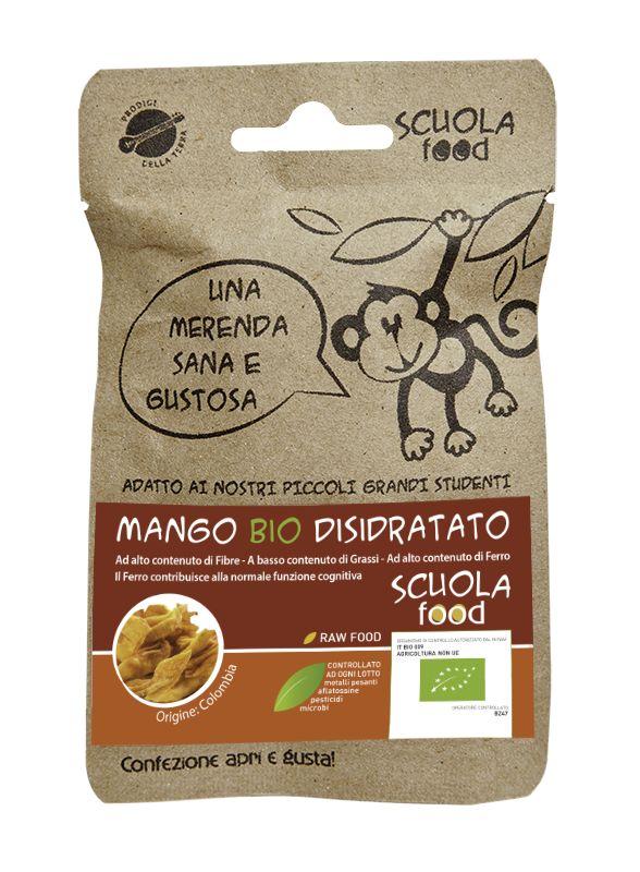 Scuola Food Mango Origine: Colombia