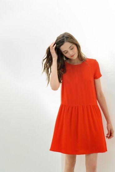 Robe Irisu Rouge