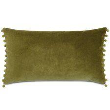 Plush Frou Frou Cotton Lumbar Pillow Studio 773 Online Sale