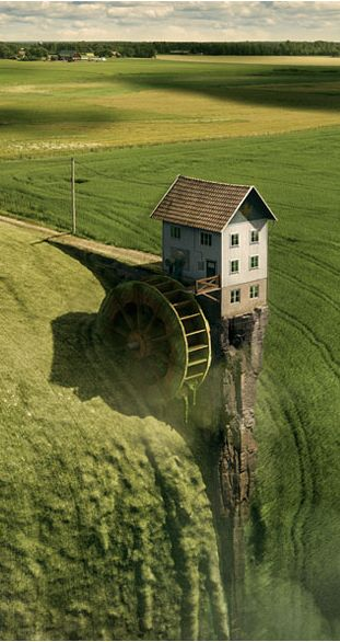 Illusions made by Erik Johansson: http://www.travelbook.de/welt/Erik-Johansson-Surreale-Landschaften-538700.html
