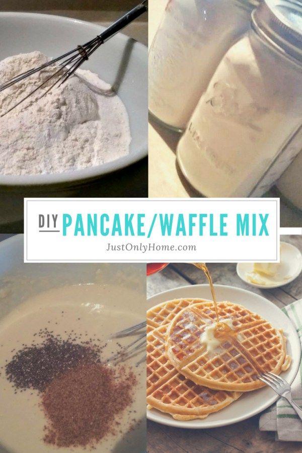 pancake waffle mix