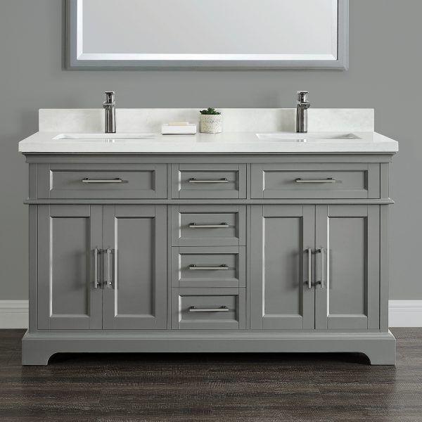 Cameron 60 Double Sink Vanity