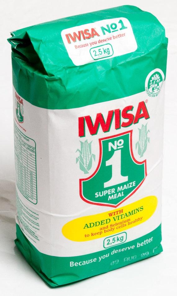Iwisa Maize Meal