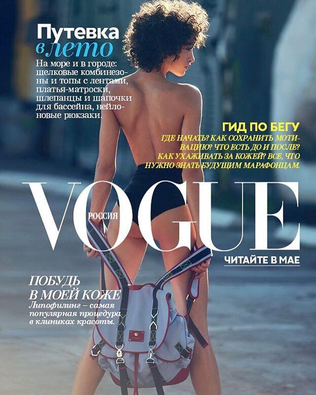 New May Vogue is now on sale! Model: @AlannaArrington Photo: @DavidBellemere Style: @Zolototrubova Hair: @GianlucaMandelli1 Makeup: @ChrisColbecknyc./ Не пропустите: новый майский номер уже в продаже !  via VOGUE RUSSIA MAGAZINE OFFICIAL INSTAGRAM - Fashion Campaigns  Haute Couture  Advertising  Editorial Photography  Magazine Cover Designs  Supermodels  Runway Models