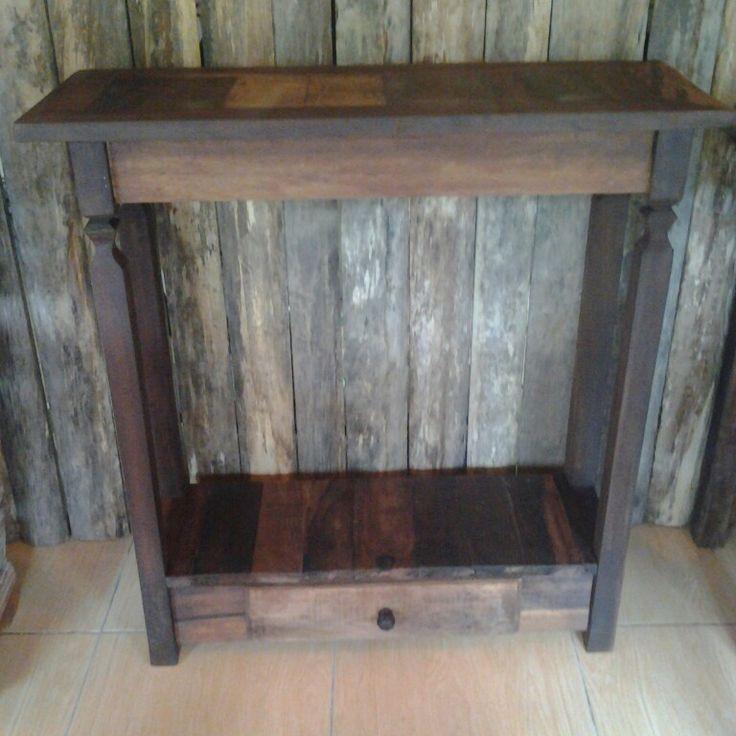 Aparador Maison Du Monde ~ Aparador com madeira de demoliç u00e3o re móveis rústicos