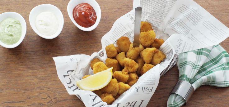 Nuggets+de+pollo