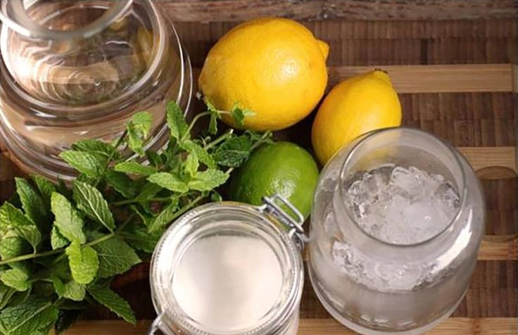 Lemonad med mynta | Blomsterlandet.se
