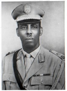 Mohamed Siad Barre - 3rd President of Somalia