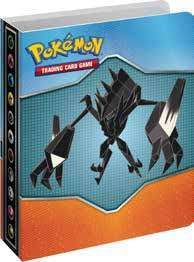 Nintendo Pokemon Sun & Moon Burning Shadows Mini Binder [Necrozma] (Pre-Order ships July)