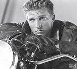 Image result for Steve Burton General Hospital Motorcyle