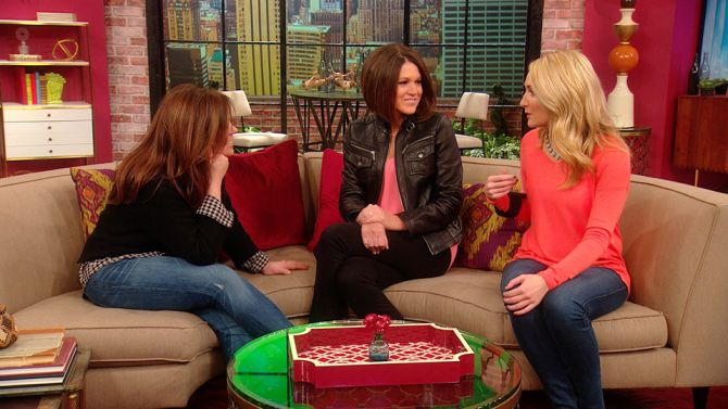 Did you catch us on the Rachael Ray show today? We've received a lot of questions aboutthe apps we mentioned. Here's where you can find them! 1.) Nielsen