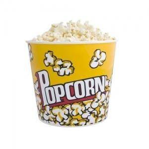 Sesión de cine con palomitas    http://www.regatron.es/regalos-originales/para-el-hogar/bol-para-palomitas-popcorn.html