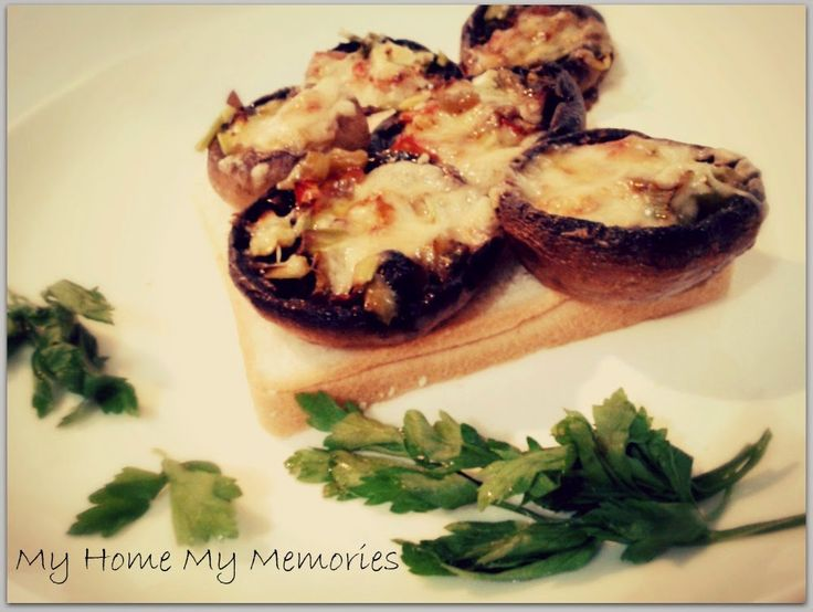My home My memories: Mushrooms