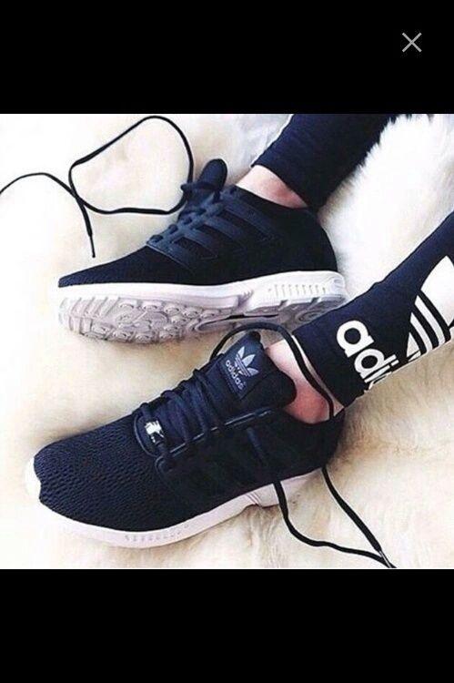 Adidas Woman Shoes - adidas, shoes, and black image Adidas Womens Shoes - ADIDAS  Womens Shoes Running - - Adidas Woman Shoes