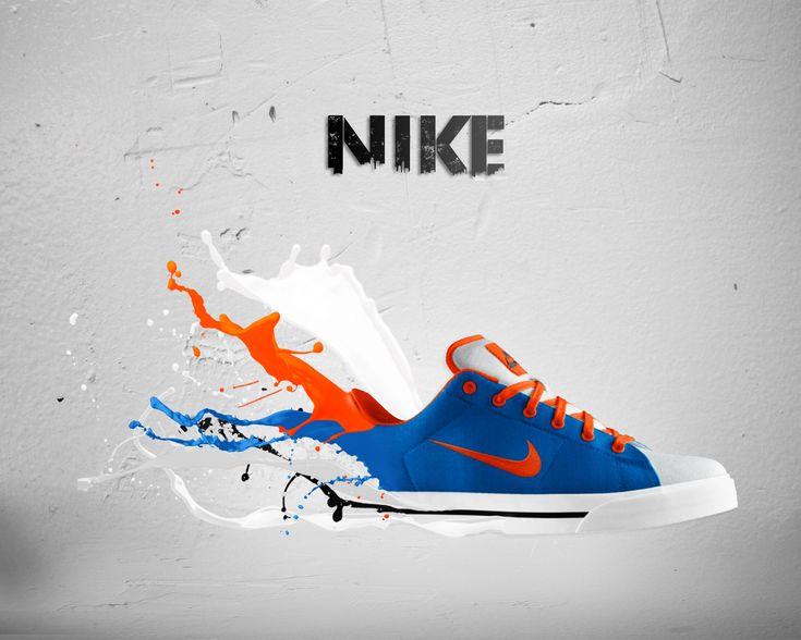 Nike Ad by gojirars