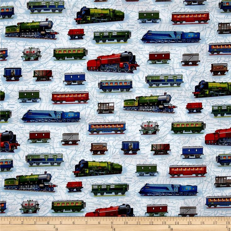 28 best t gtyg images on pinterest baby afghans baby for Fabric with trains pattern