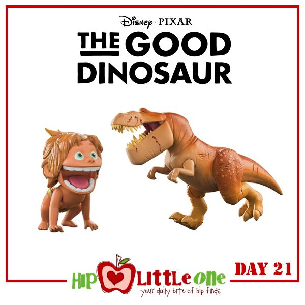 Win a $89 The Good Dinosaur prize pack