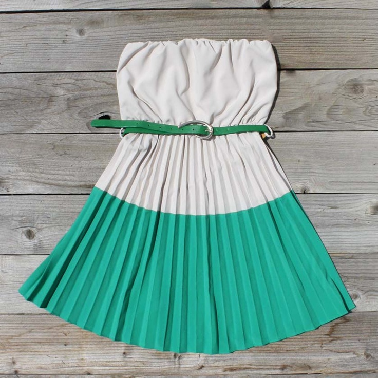 Summer Creek Dress, Sweet Women's Country Clothing