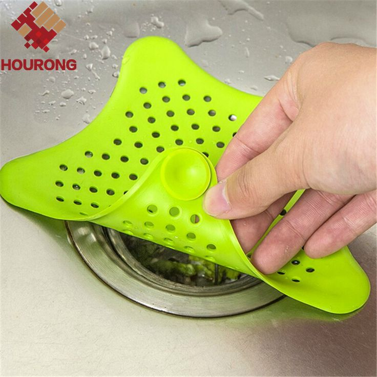 Hourong 1Pc Creative Star Sewer Outfall Strainer Bathroom Sink Anti blocking Drain Floor Drain Kitchen Gadget Bathroom Accessory-in Bathroom Accessories Sets from Home & Garden on Aliexpress.com | Alibaba Group