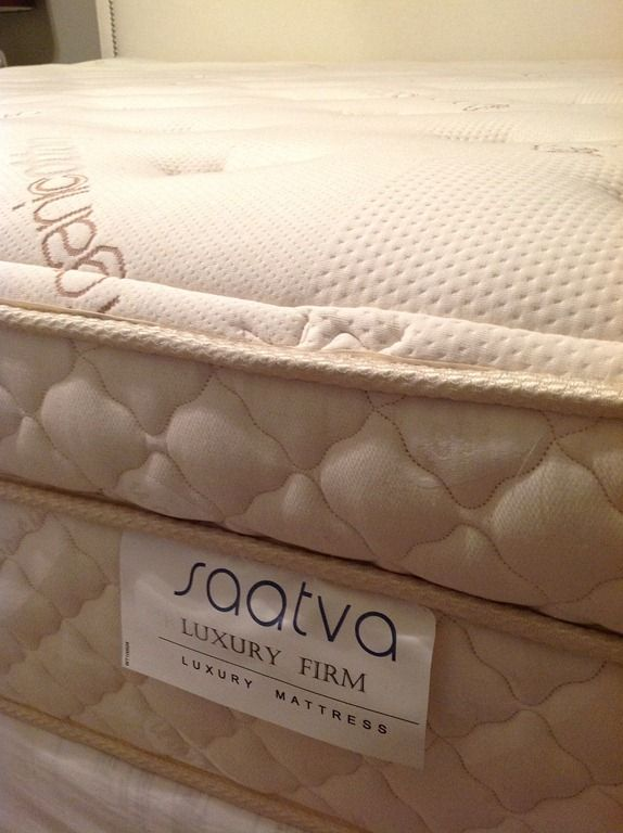 Saatva luxury mattress organic mattress reviews la for Saatva mattress